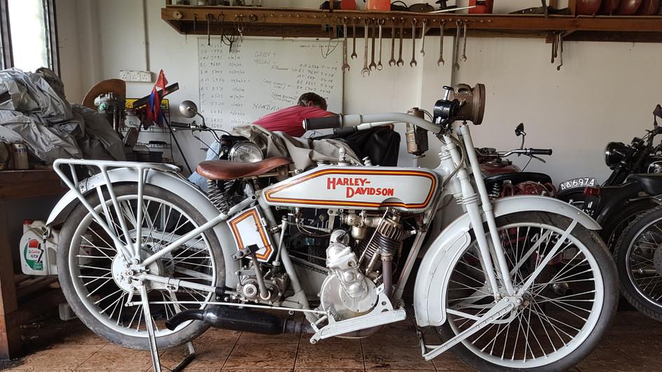 Harley Davidson von 1916