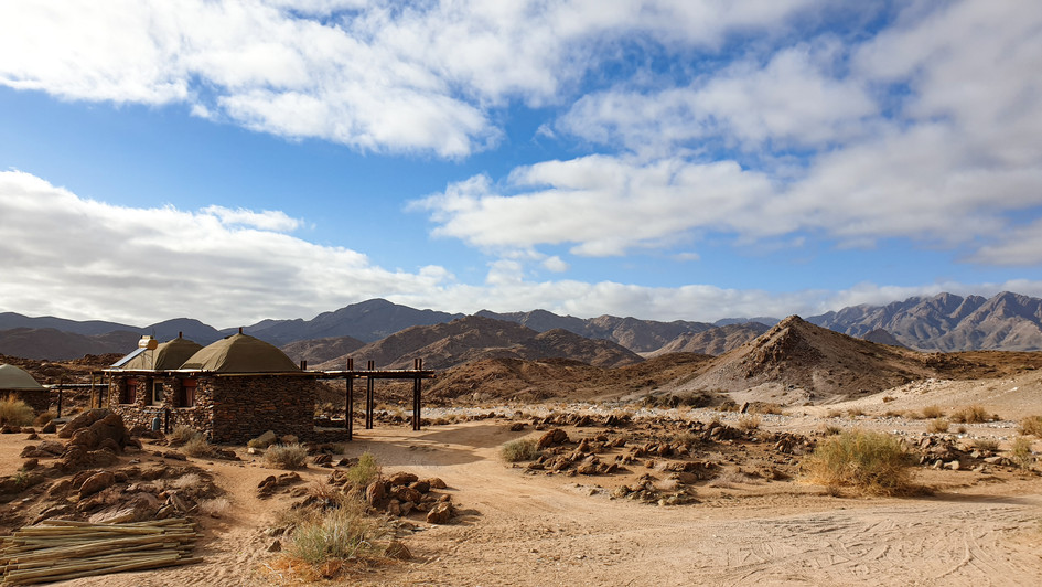 Ganakouriep Camp