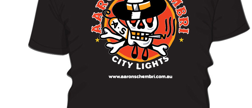"""CITY LIGHTS"" T - Shirt"
