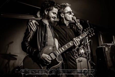 Aaron Schembri and Mark Gable 2017