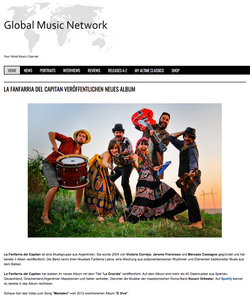 Global Music Network
