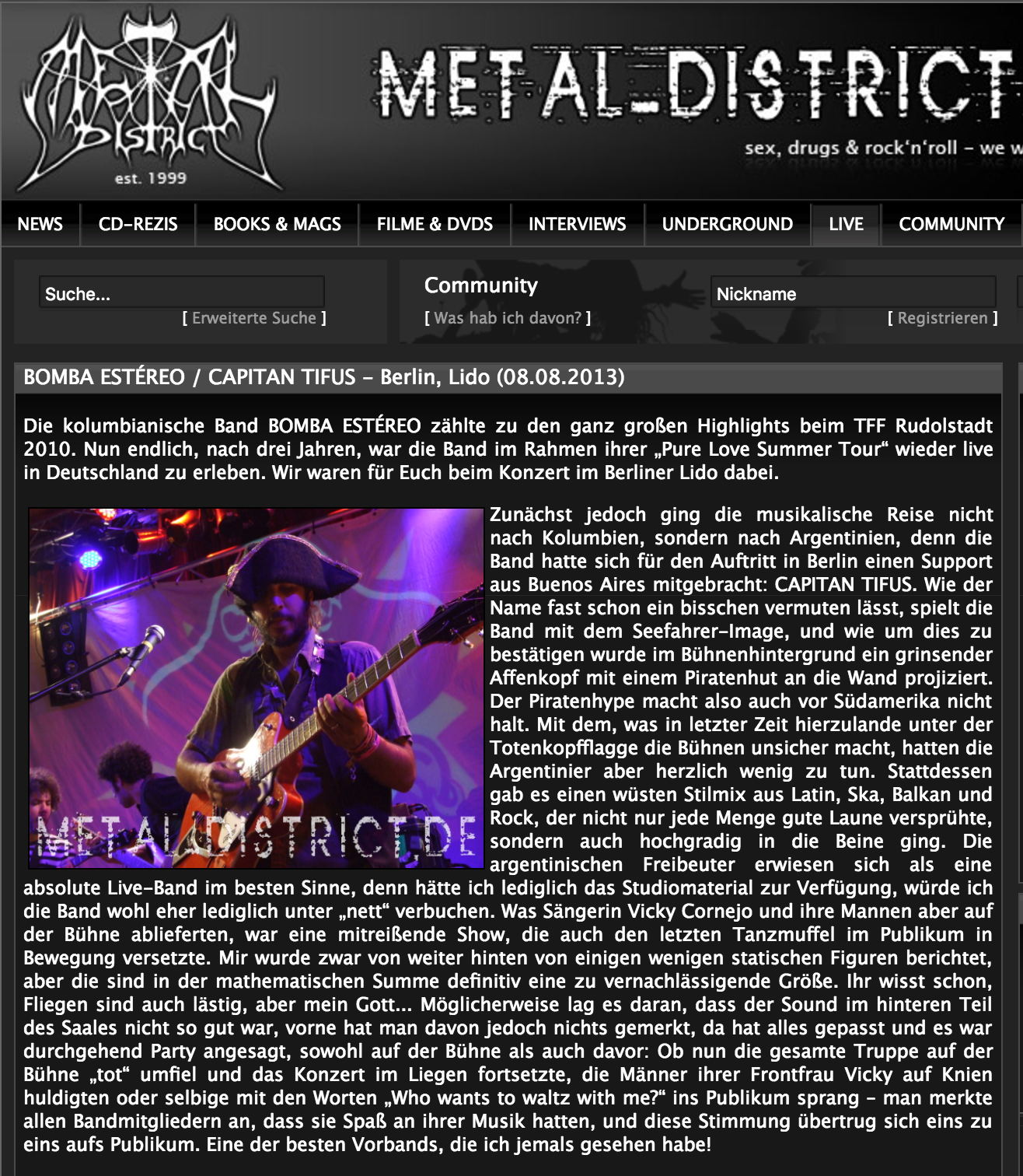 METAL-DISTRICT