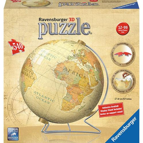Globe Puzzleball Vintage