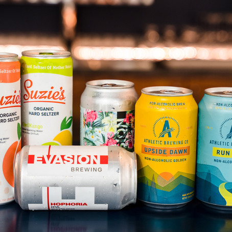 Wine, Ciders, Seltzer, and More in Beaverton