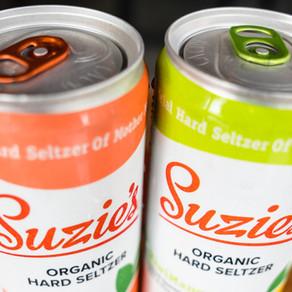 Suzie's Hard Seltzer Tasting | Aug 12th 4-7pm