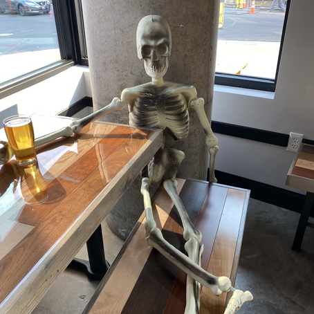 Halloween at Central Station Taps