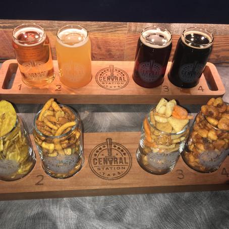Beer and Food Pairings in Beaverton