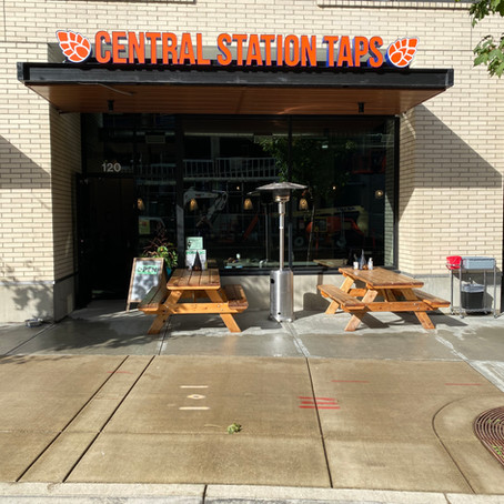 Heading into Fall with Central Station Taps