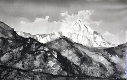Mountain High - Ink