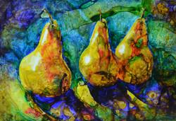 Pears - Ink
