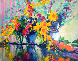 Still life with colour