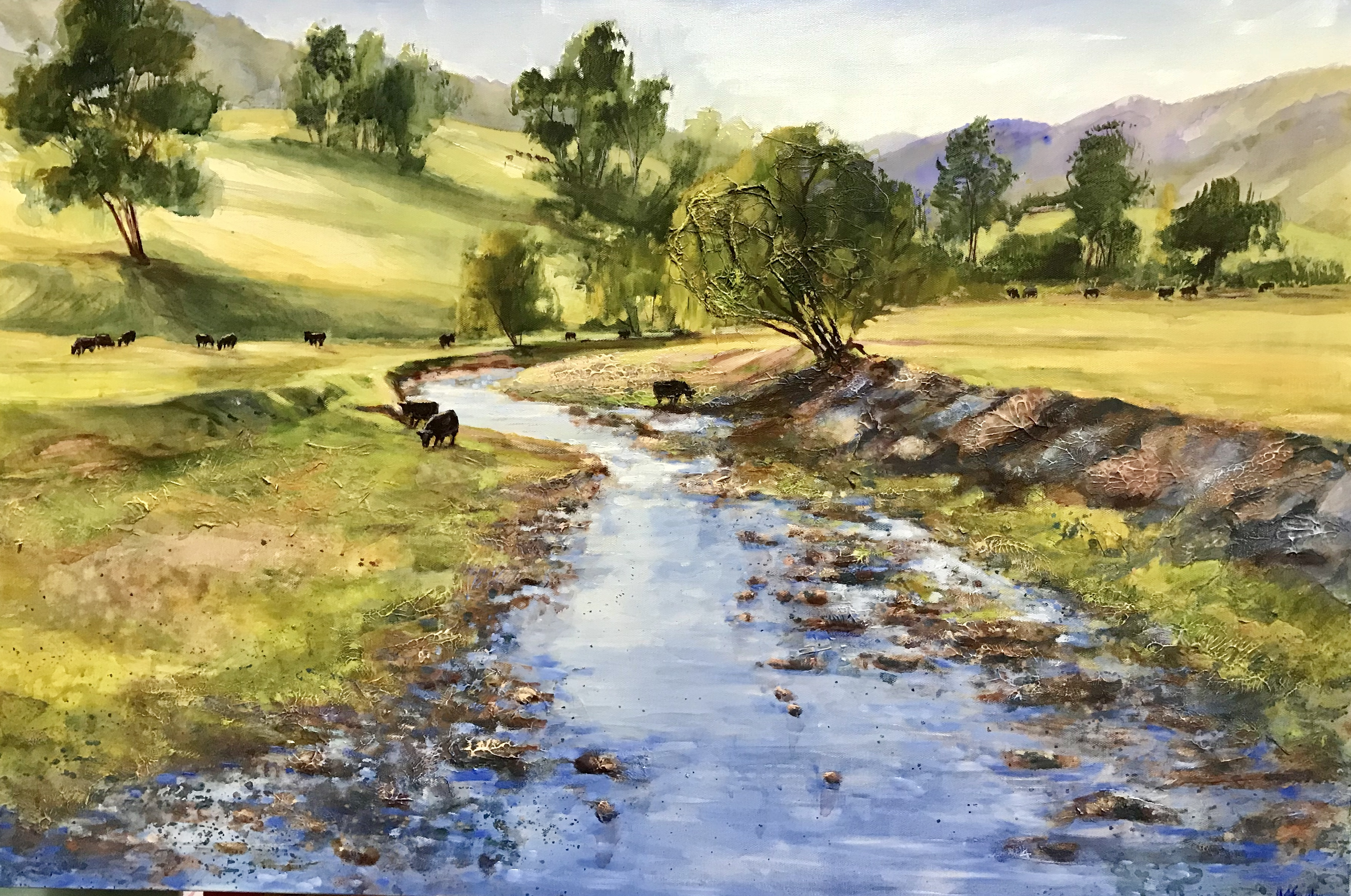 Gilmore Valley