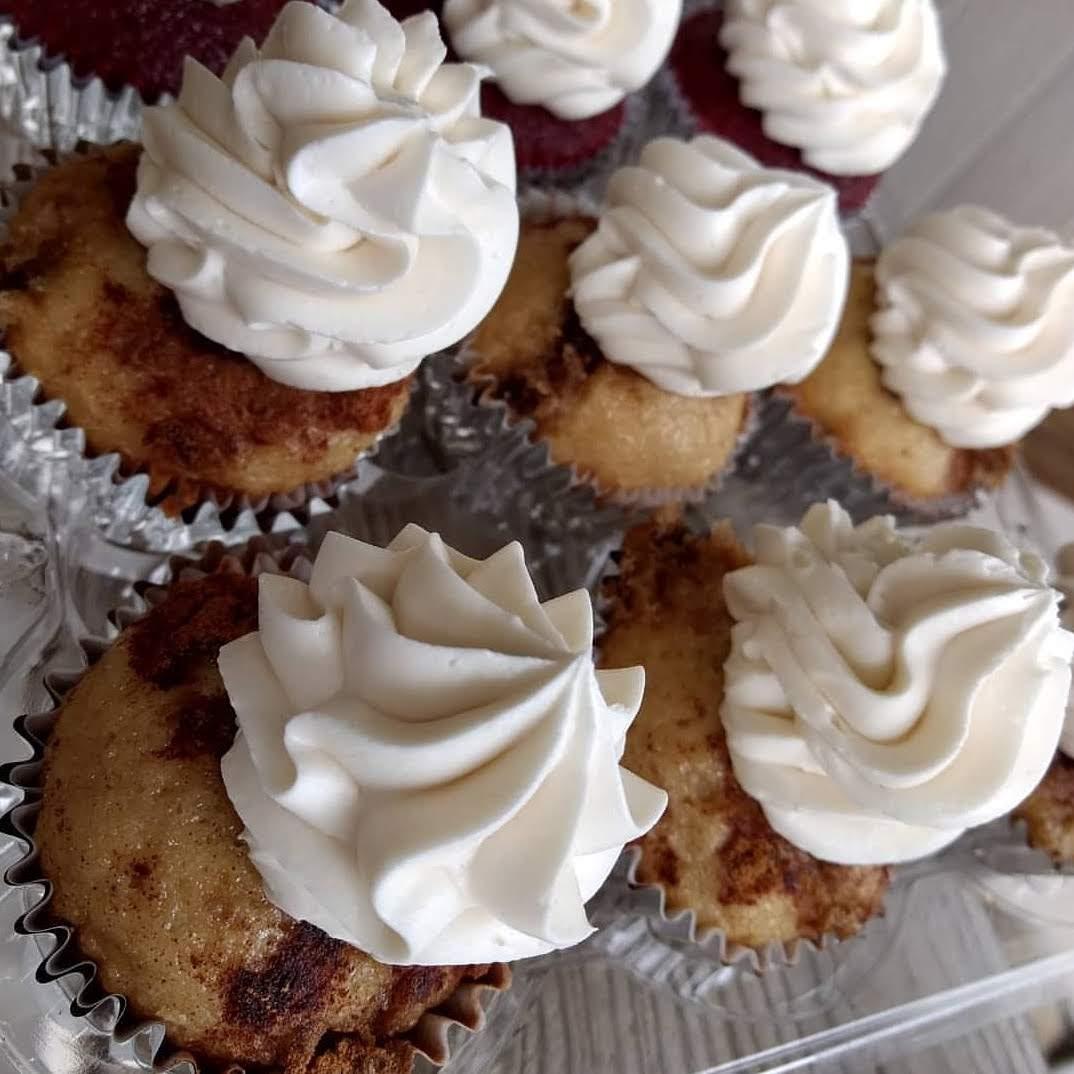 Snicker Doodle Cupcakes North Carolina BlueSodaCake