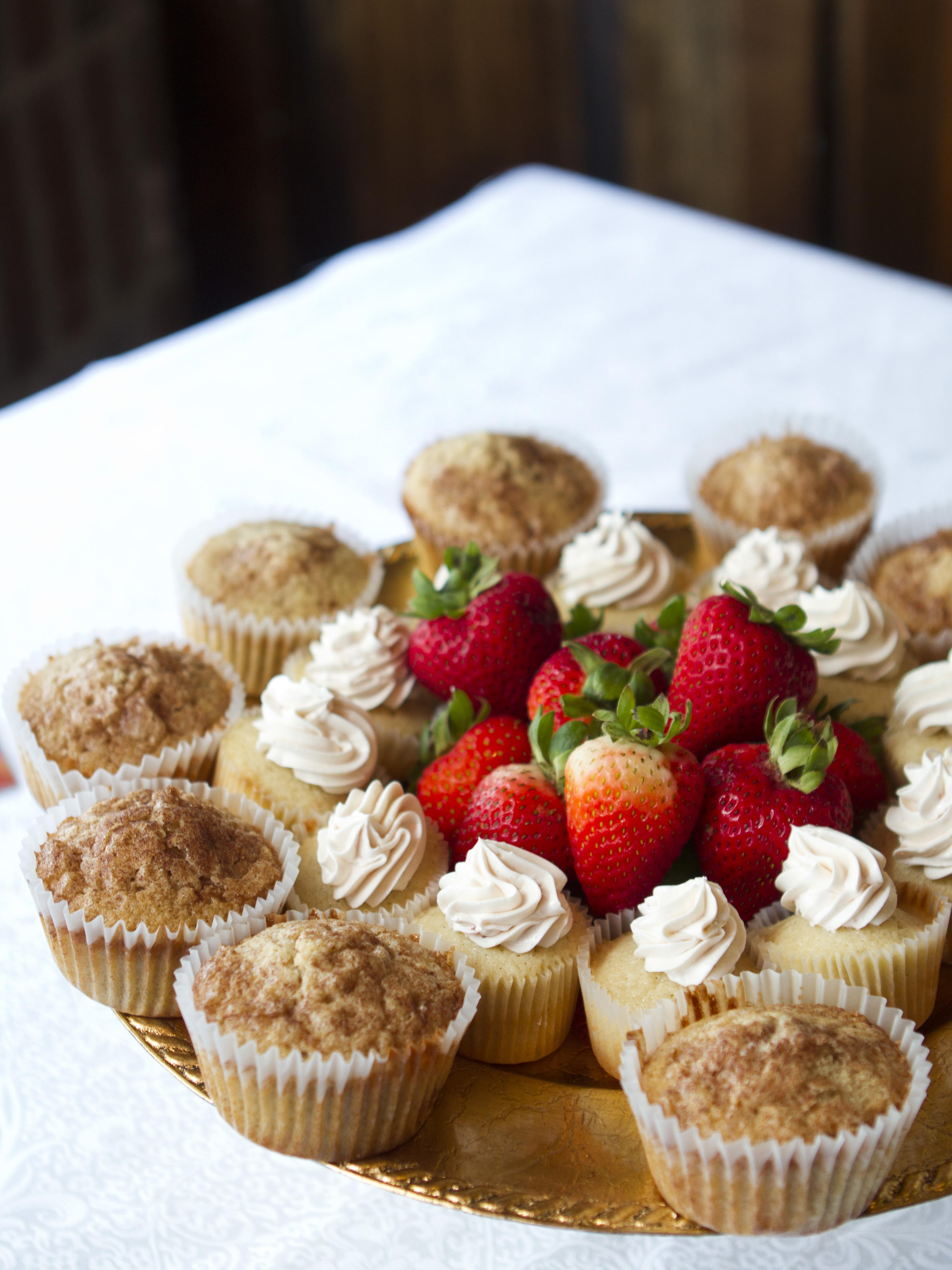 Cupcake Tray North Carolina BlueSodaCake