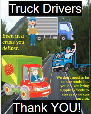 Poster, Lageera Chatheechan: Truck Drivers