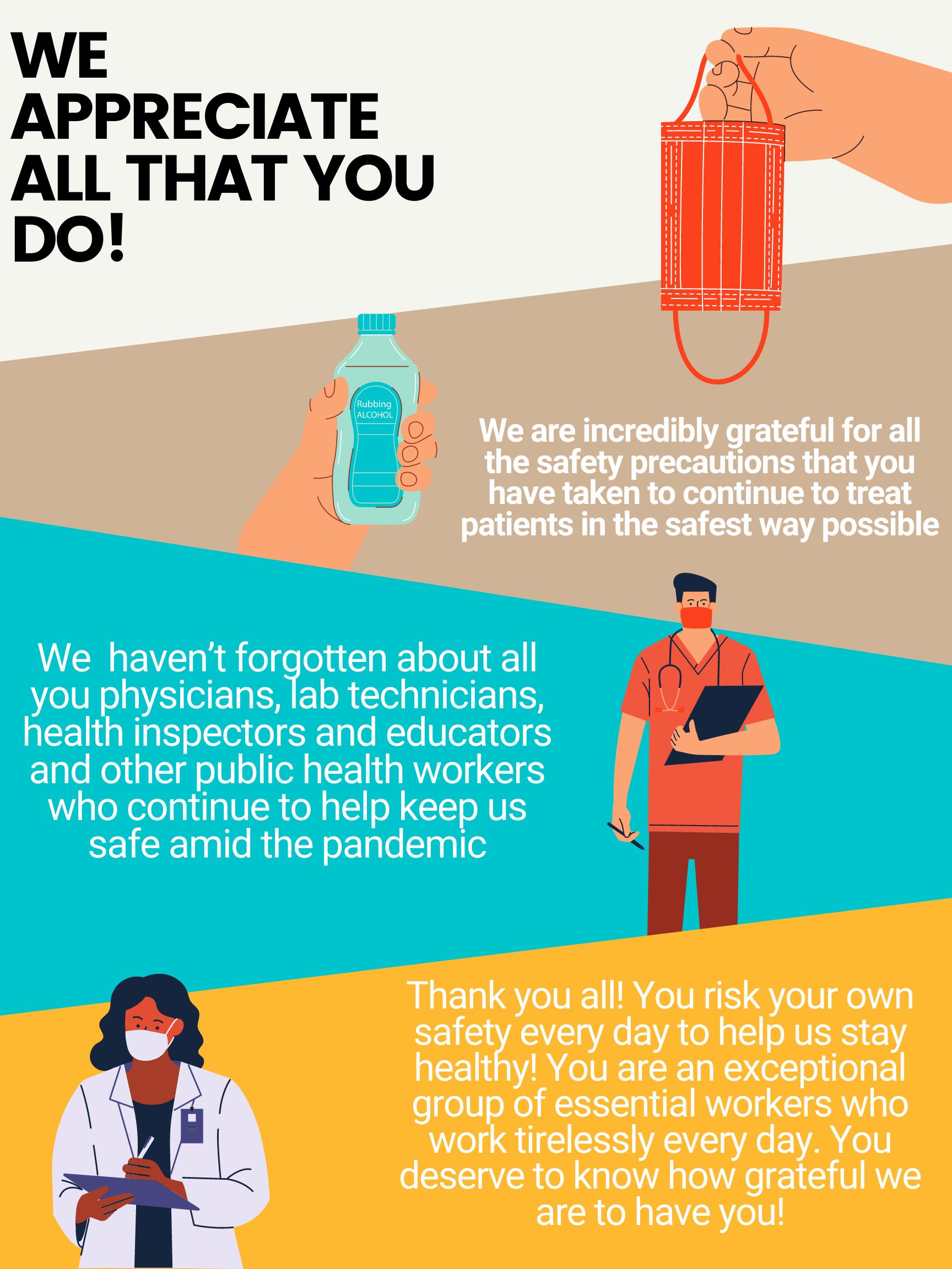 Poster, Sarina Sandhu: Public health
