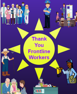 To All Frontline Workers-LageeraPoster, Lageera Chatheechan
