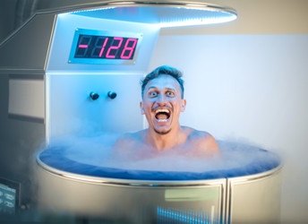 Cryotherapy: Ice Bath on Steroids
