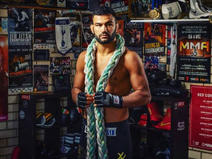 From MMA talent to boxing prospect and back - Antonio Caruso
