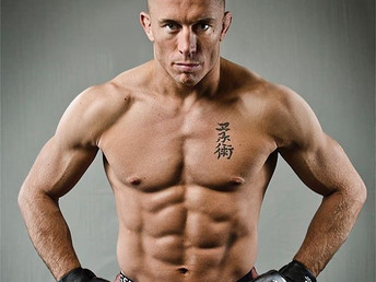 George St-Pierre - Training gymnastics to get better at MMA