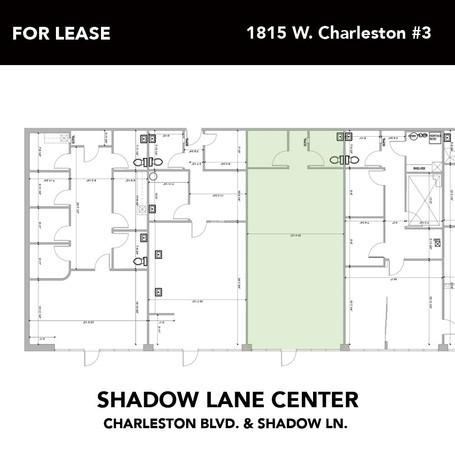 1813 W. Charleston Blvd. Unit 3 in Las Vegas, NV 89102