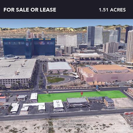 4784 Koval Ln. Las Vegas, NV 89109