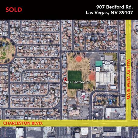 907 Bedford Rd. Las Vegas, NV 89107