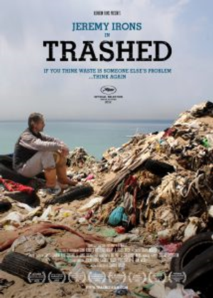 """""""Trashed"""" Cover"""