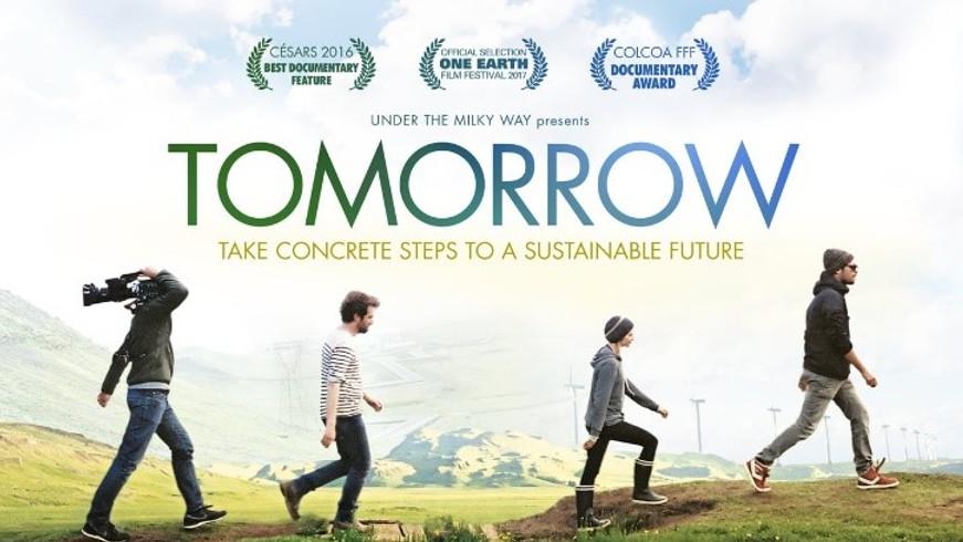 """Tomorrow"" Cover"