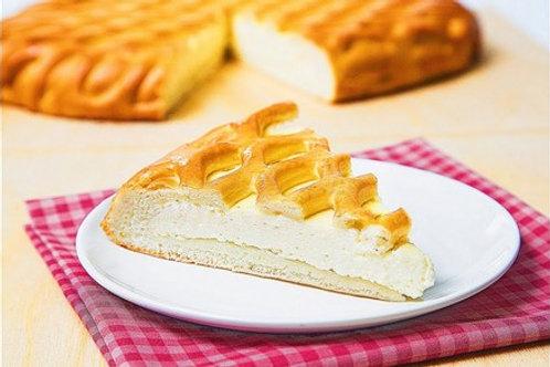 Пирог с творогм