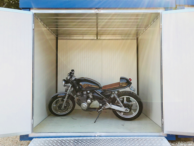 garage moto normandie vpbox garde meuble