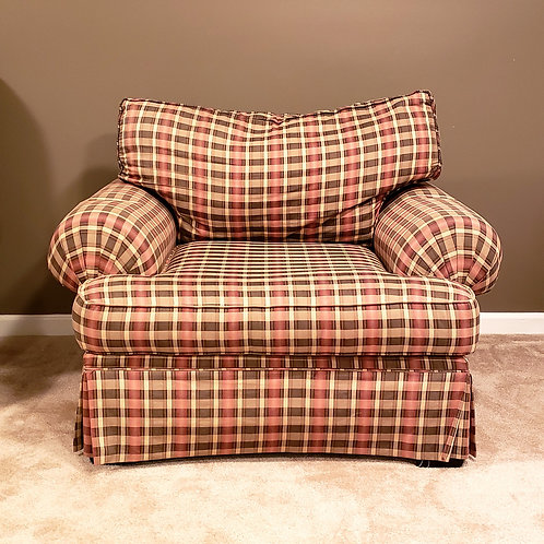 Over-Sized Club Chair