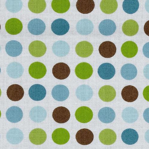 Giggle & Grow Dot Blue