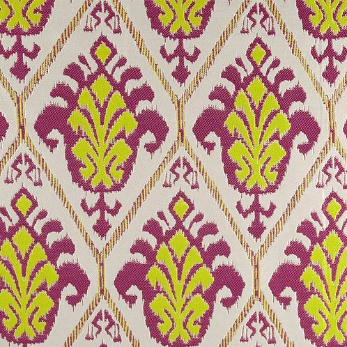 Claridge Treasures Jacquard Pink Glow