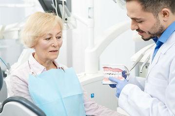 yaşlı hasta ve diş hekimi