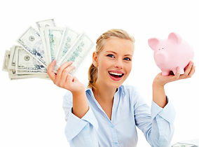 bigstockphoto_Successful_Young_Lady_With