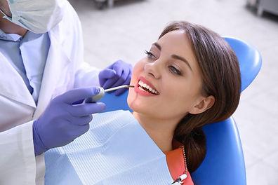 hasta ve diş hekimi