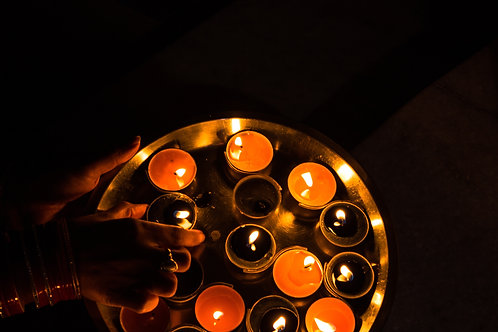 Candlelit Yin Yoga Workshop