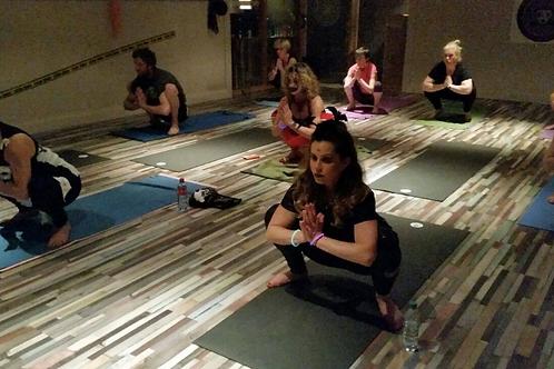 50 Hours Hot Vinyasa Yoga Teacher Training DublinNorth