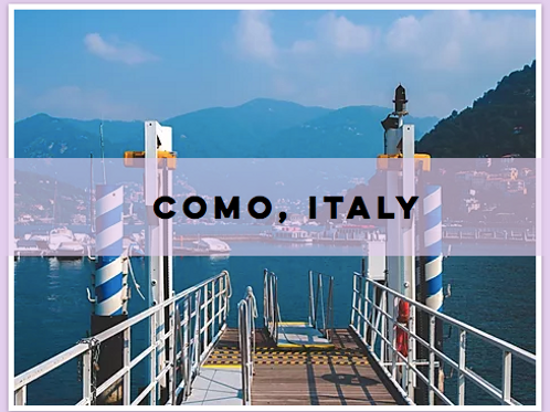 200Hours YTT Lake Como July 2020 Deposit