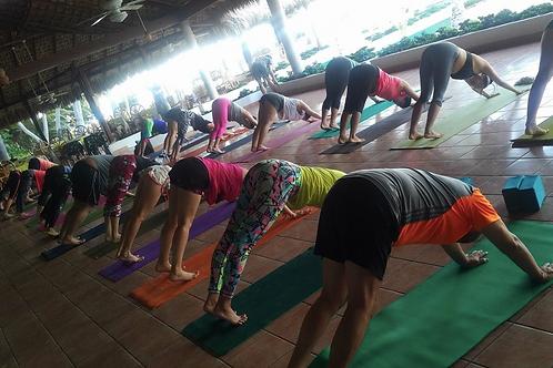 Tenerife Yoga Teacher Training RYT-200