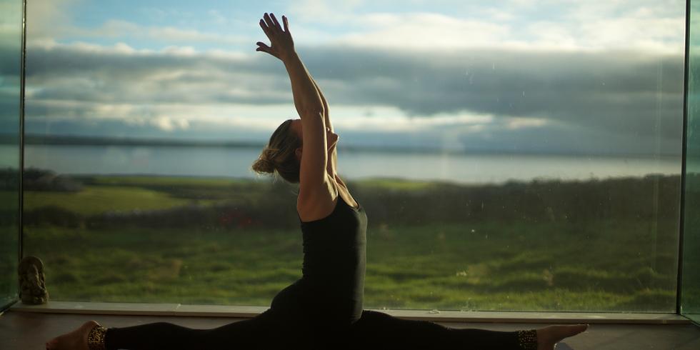 200 Hour Certified Yoga Teacher Training - Clare, Ireland