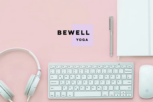 BeWell Yoga Online Private 1 to 1 Pack