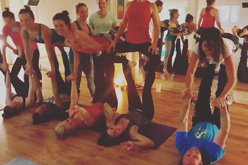 200Hours Hot Yoga Teacher Training DublinSouth