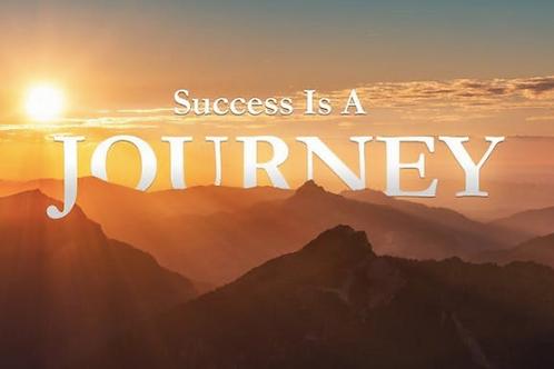Success Is a Journey- Group Empowerment Workshop