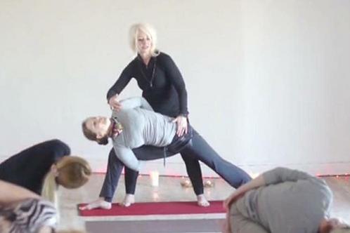 Chair yoga Training skills and Restorative one day Training