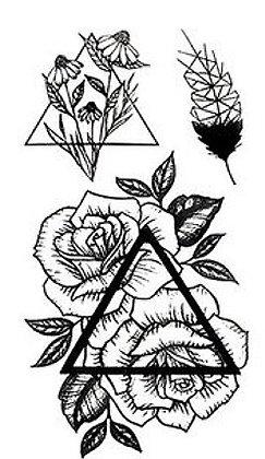 Triangle Flower