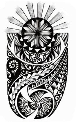 Maori bras