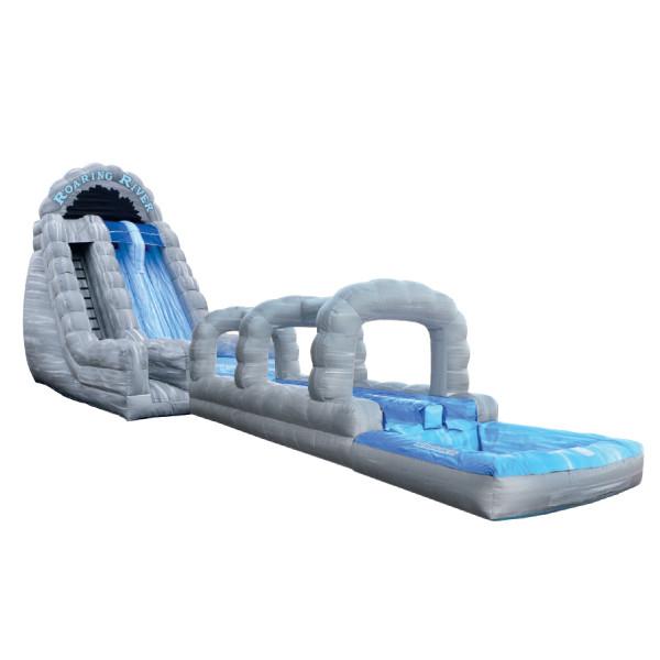 22' Roaring River Water Slide Bounce Around Inflatables NKY 4.jpg