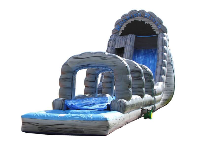 22' Roaring River Water Slide Bounce Around Inflatables NKY 2.jpg